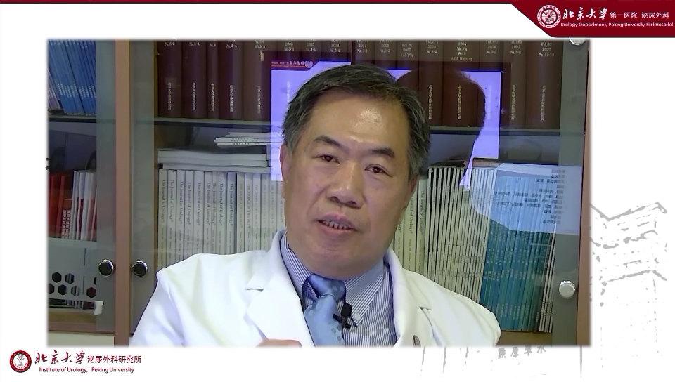 尿失禁2,前列腺增生微创手术14